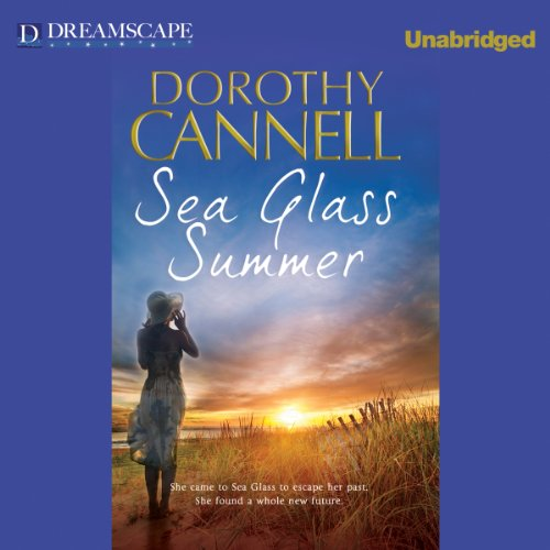 Sea Glass Summer audiobook cover art