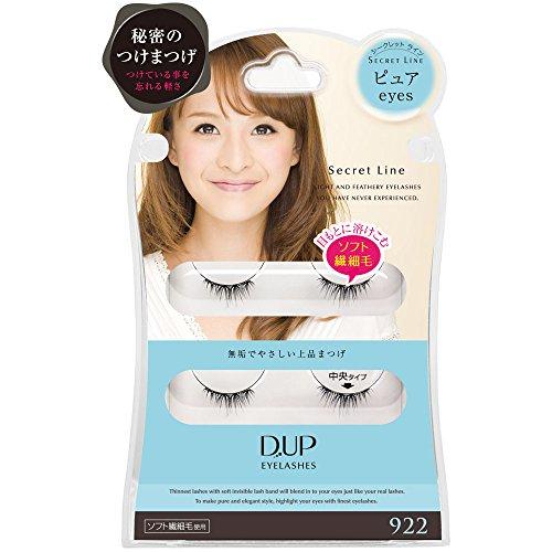 D.U.P Eyelashes Secret line 921 [Badartikel]