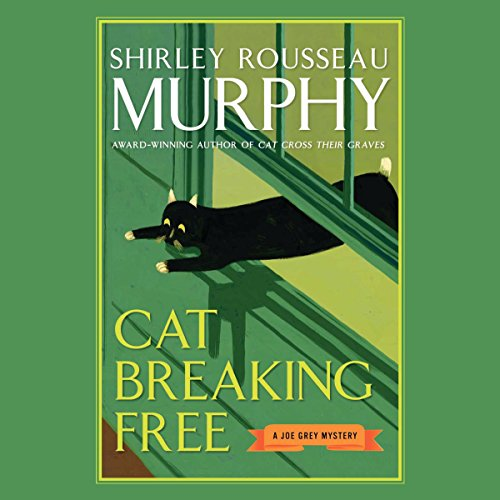 Cat Breaking Free audiobook cover art