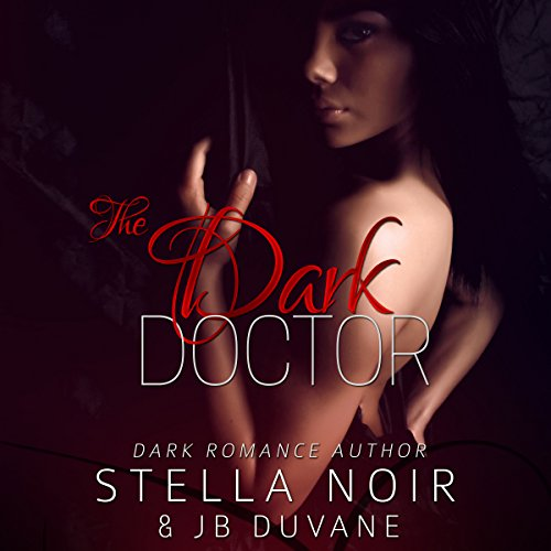 The Dark Doctor audiobook cover art
