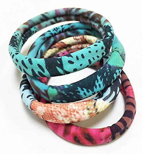 Bamboo Trading Company RH089 Bella Collection Wild Hair Tie