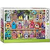 EuroGraphics Tweet Home 1000-Piece Puzzle Rompecabezas de 1000 Piezas, Multicolor (A2103343)