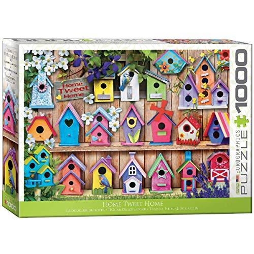 EuroGraphics 6000–5328Tweet Home 1000Teile Puzzle