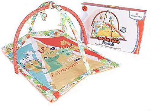 promociones de equipo Kikka Boo Boo Boo 31201010012 - Manta de Juegos  envío rápido en todo el mundo