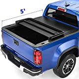 oEdRo Upgraded Soft Tri-fold Truck Bed...