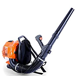 Souffleur de feuilles thermique à dos FUXTEC FX-LB133T – Vitesse soufflage 300 Km/h – particulièrement adapté aux…