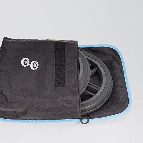 51qzWGbUaGL - UPPAbaby VISTA Travel Bag with TravelSafe