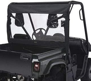 Classic Accessories QuadGear UTV Rear Window For Polaris Ranger, Black