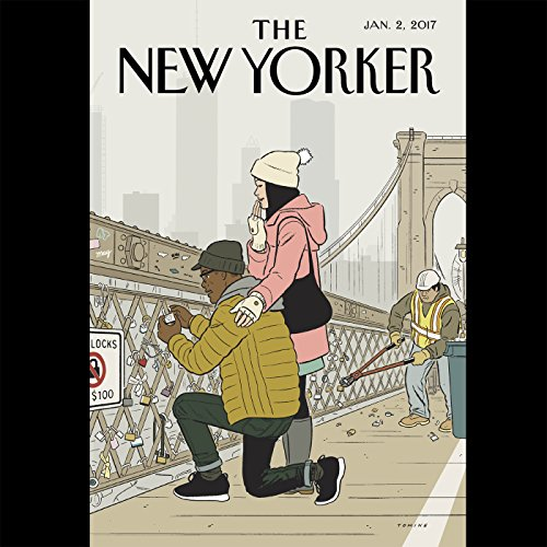The New Yorker, January 2nd 2017 (Peter Hessler, Michael Specter, Amy Davidson) audiobook cover art