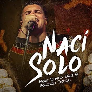 Nací Solo (Live)