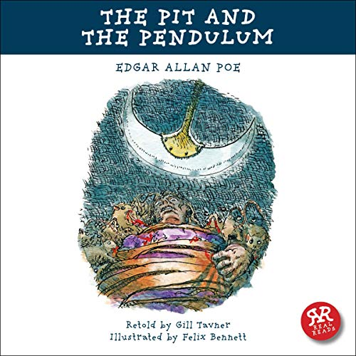 The Pit and the Pendulum audiobook cover art