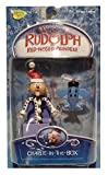 Rudolph the Red-nosed Reindeer Charlie in the Box Action Figure by Rudolph and the Island of Misfit Toys