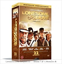 Lonesome Dove - The Ultimative Collection (Lonesome Dove, Return To Lonesome Dove, Lonesome Dove - The Series, The Outlaw Years, Streets Of Laredo, Dead Man's Walk, Comanche Moon)