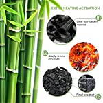 12 pack bamboo charcoal air purifying bag, activated charcoal bags odor absorber, moisture absorber, natural car air… 12 effectively odor absorber: our activated bamboo charcoal carbon adsorption capacity is three times than ordinary carbon, as we added a secondary high-temperature activation process , makes bamboo charcoal bags havehighspecificsurface areaandactivity to quickly eliminate the odor and excess moisture. Charcoal odor eliminator truly absorb bad odors naturally not covering the odor with additives works fast by more charcoal air purifying bag: according to the degree of smell, the amount of air freshener bags can be appropriately increased to speed up the adsorption rate and quickly eliminate odor and smoke. For example, the adsorption rate of 200 grams activated bamboo charcoal is four times faster than 50 grams. We have different packs of air purifying bags to meet all your needs for purifying multi size fit all space: we have three sizes of nature fresh air purifier bags can conveniently put in the place where the odor is and comprehensively remove the odor problem in your life. Perfect as shoe odor eliminator, car air purifier and basement odor eliminator. Meanwhile, the air purifying bag stop odor and damp by absorbing excess moisture, convenient natural odor eliminator for daily use to maintain a fresh environment