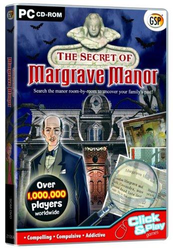 The Secret of Margrave Manor (PC CD) [Importación inglesa]