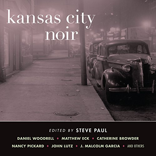 Kansas City Noir audiobook cover art