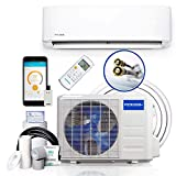MRCOOL - DIY-12-HP-115B25 DIY 12k BTU 22 SEER Ductless Heat Pump Split System 3rd Generation - Energy Star 120v (DIY-12-HP-115B)