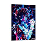 DIDIWEI Anime Cases Samsung A10 Poster dekorative Malerei