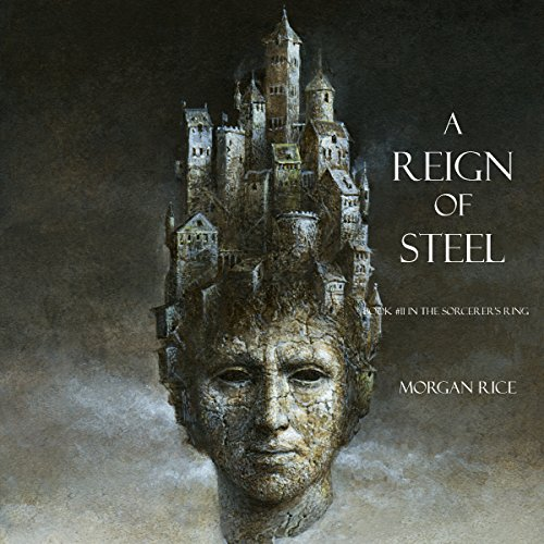 A Reign of Steel audiobook cover art