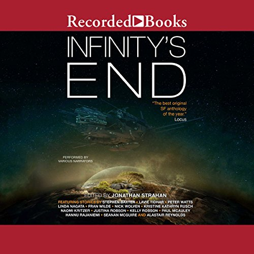 Infinity's End audiobook cover art