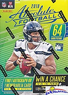 2018 absolute football retail