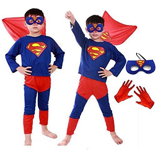 Masks & Eye Masks Child Boys Superhero Half Face Masks Cosplay Dress Party Kids  Fancy Dress Masks