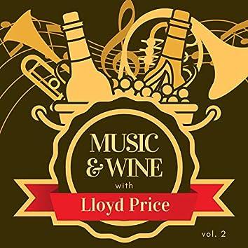 Music & Wine with Lloyd Price, Vol. 2