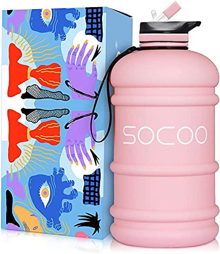 Botella Reutilizable  marca SOXCOXO