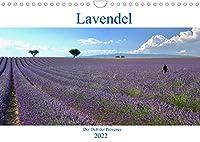 Lavendel. Der Duft der Provence (Wandkalender 2022 DIN A4 quer): Licht, Duft und Farbe: Lavendel verkoerpert die Provence (Monatskalender, 14 Seiten )