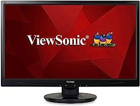 ViewSonic VA2446M-LED 24 Inch Full HD 1080p LED Monitor with DVI and VGA Inputs