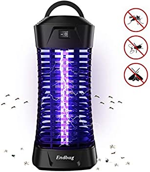 Cokit Electronic Mosquito Killer Indoor UV Light Toxic Zappers