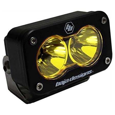 Baja Designs S2 PRO Pair UTV LED Light Spot Led Pattern
