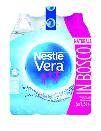 VERA - Acqua Minerale Naturale Oligominerale 1,5L x 6
