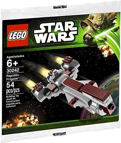 LEGO 30242 Star Wars Republic Frigate (im Polybeutel) 44 Bauteile