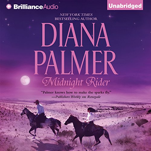 Midnight Rider audiobook cover art