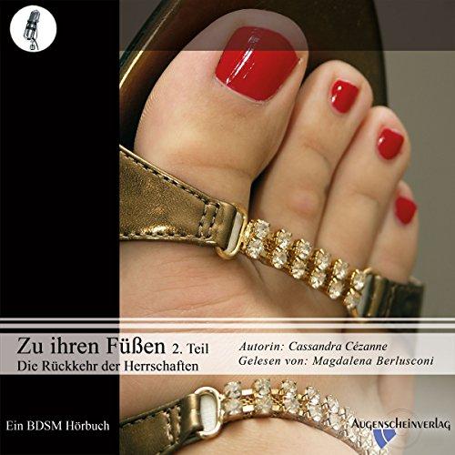 Die Rückkehr der Herrschaften (Zu ihren Füßen 2) Titelbild