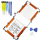 Dentsing SP3496A8H(1s2p) (3.75V 33.75Wh/9000mAh) Tablet Battery Compatible with Samsung Google Nexus 10 Tablet GT-P8110 Series Notebook HA32ARB with Tools