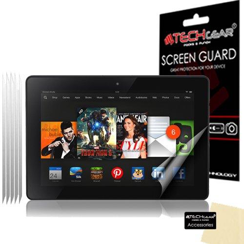 TECHGEAR - Protector de Pantalla para Amazon Kindle Fire HDX 7