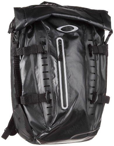 Oakley Motion 26 Rucksack Black one Size schwarz - schwarz