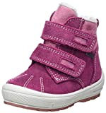 Superfit Groovy_1006308, Botas para Nieve Bebé-Niñas, Rojo Rosa 5000, 22 EU