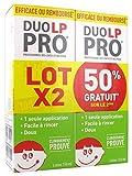 DUO LP-PRO Lotion Radicale Lentes et Poux Lot de 2 x 150 ml