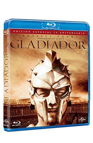 Gladiador. Edicion Especial 15 Aniversario (la portada puede...