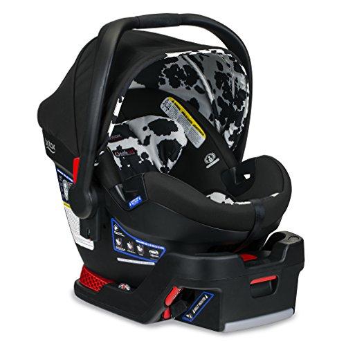 Autoasiento Infantil Britax B-Safe Ultra, Cowmooflag