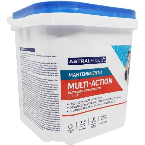 AstralPool Chlor multi-action in Tabletten 5 kg