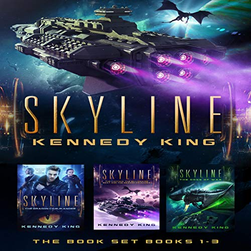 The SkyLine Series Book Set: Books 1- 3 Titelbild