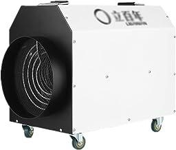 WILK Calentador de Ventilador Portátil Industrial de 3/5 KW con Termostato Ajustable 3 Configuraciones de Calor para Garaje Taller Invernadero Cobertizo Caravana
