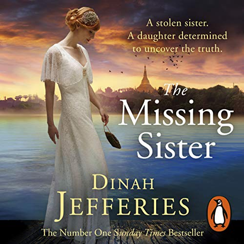 The Missing Sister audiobook cover art