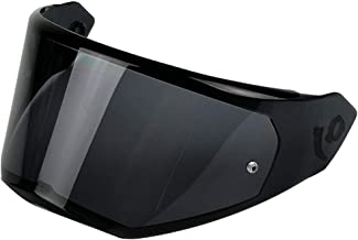 LS2 Helmets Anti-Scratch FF324 Metro Motorcycle Helmet Visor Face Shield (Smoke)
