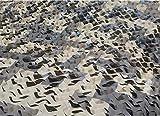Joytea Filet de Camouflage - Militaire, désert, Camping, Chasse, Parasol