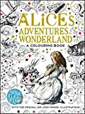 The Macmillan Alice Colouring Book (Macmillan Classic Colouring Books, Band 1)